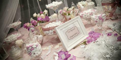 tavoli allestiti per matrimoni confettata fai da te perfetta come allestirla roba da donne