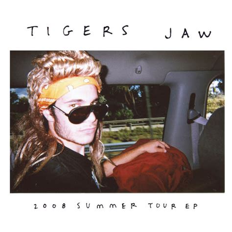 Cd Import Tigers Jaw Self Titled 1 run for cover records