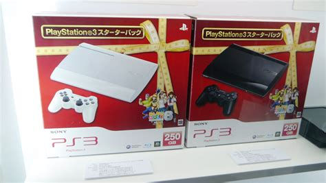Ps3 Hdd 250gb Port 4 1 Stick Wireless the real machine of the new ps 3 quot cech 4000 quot series looks