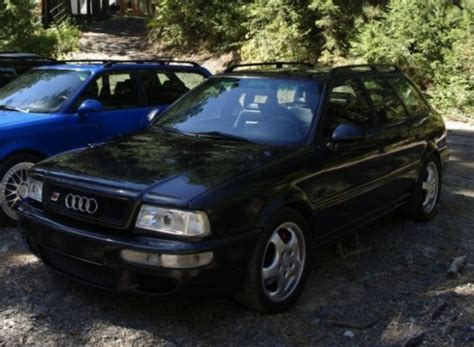 Audi Rs2 Avant For Sale Usa forbidden fruit 1995 audi rs2 avant bring a trailer
