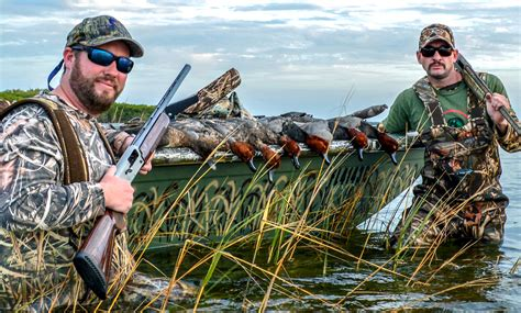 duck boat florida best florida duck hunting locations florida sportsman