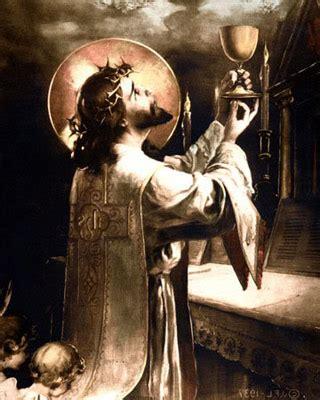 imagenes de jesus sacerdote celebramos con alegr 237 a fiesta de cristo sumo y eterno