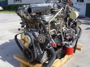 isuzu diesel engine 4hk1 tc npr nqr gmc w3500 w4500 w5500 2005 07 used busbee s trucks and parts