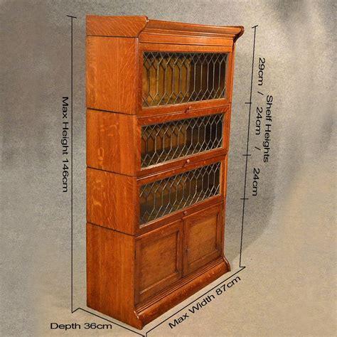 gunn bookcases for sale antique oak bookcase gunn globe wernicke barrister