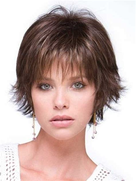 Blonde Bob Hairstyles For Thin Fine Hair And Round Face With Side Bangs For Short Straight