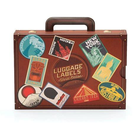 Koffer Met Sticker koffer stickers die passende geschenkidee