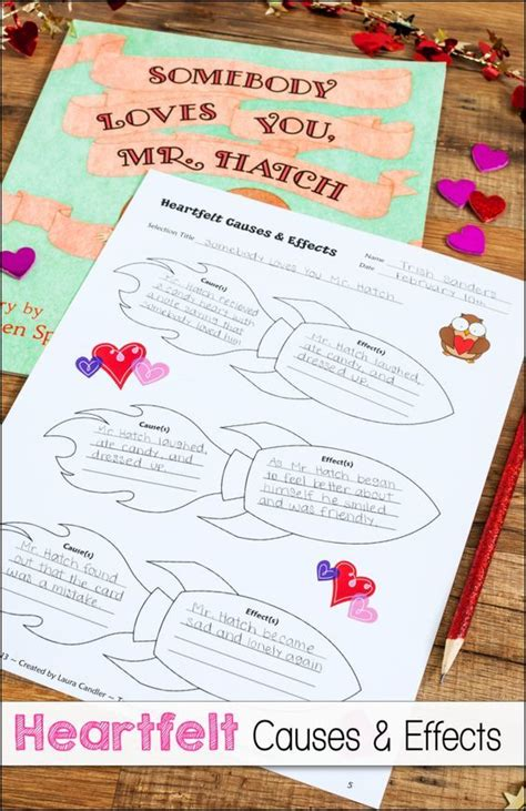 picture books for cause and effect valentines day activities cause and effect and graphic