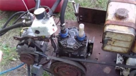 generator welder and air compressor homemadetools net