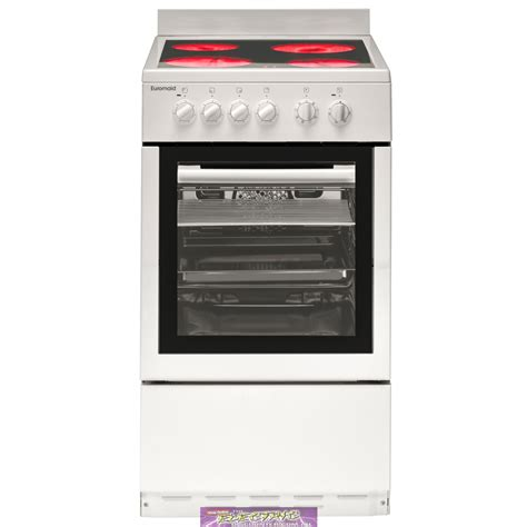 electric kitchen appliances cw50 euromaid electric upright stove the electric discounter