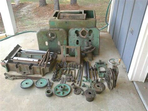 photo index powermatic machine co 160 vintagemachinery org