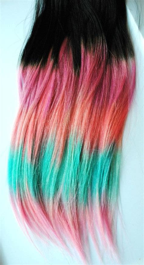 china doll hair clip ins 10 best images about troll hair color on