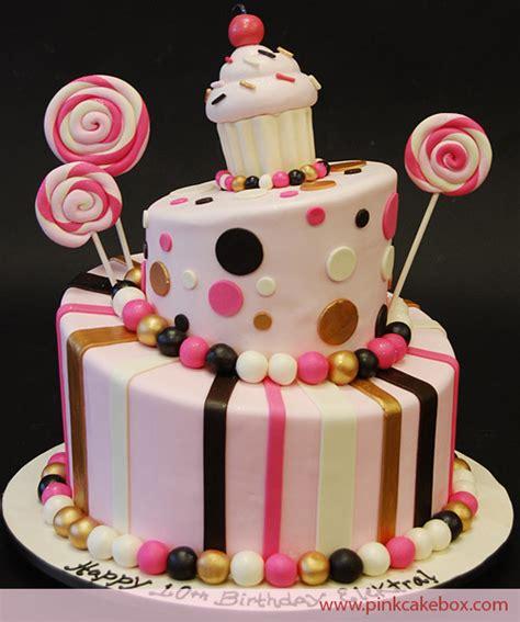 imagenes de pasteles happy birthday cakes 187 pink cake box custom cakes more