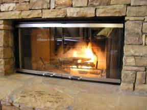 breakdown of types of fireplace doors leticia s