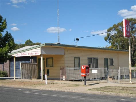 Hillside Post Office by Eildon Photos Travel Accommodation Visitor Guide