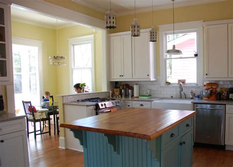 Modern Vintage Kitchen Modern Vintage Kitchen