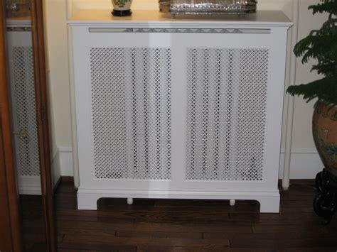 Handmade Radiator Covers - custom made decorative radiator cover by greenleaf nibert