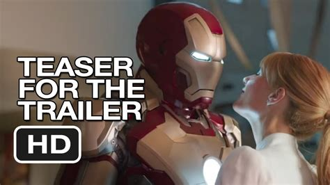 iron man 3 teaser trailer uk official marvel hd youtube iron man 3 teaser for the trailer 2 2013 marvel movie