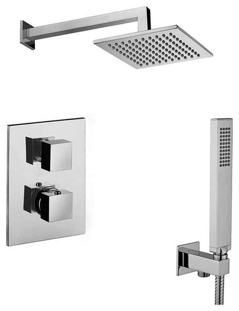 level kit leq 518 complete shower set with shower head