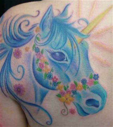 tattoo fail unicorn 55 bad unicorn tattoos damn cool pictures