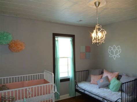 a pastel nursery for baby project nursery