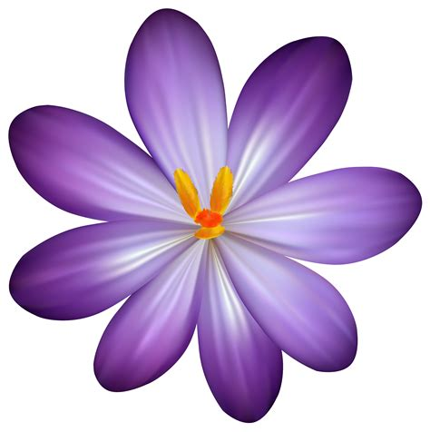 clipart flower png purple flower clipart transparent pencil and in color