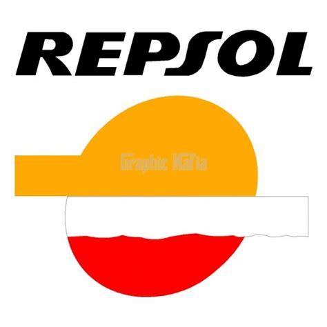 Honda Repsol Aufkleber by Repsol Logo Decal 2