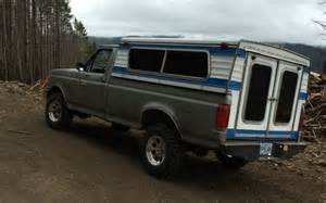 Build Ford 1987 Ford F 150 Cer Build Ford Trucks