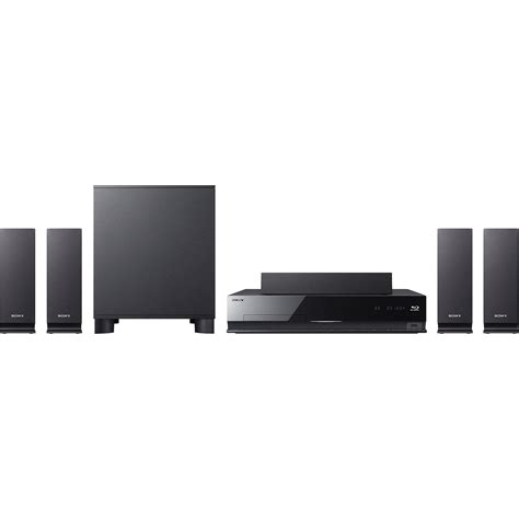 sony bdv e370 home theater system bdve370 b h photo