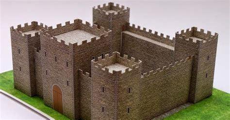 Castle Papercraft - castle papercraft jpg