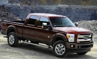 Ford F250 2015 2015 Ford F 250 Duty Diesel Review