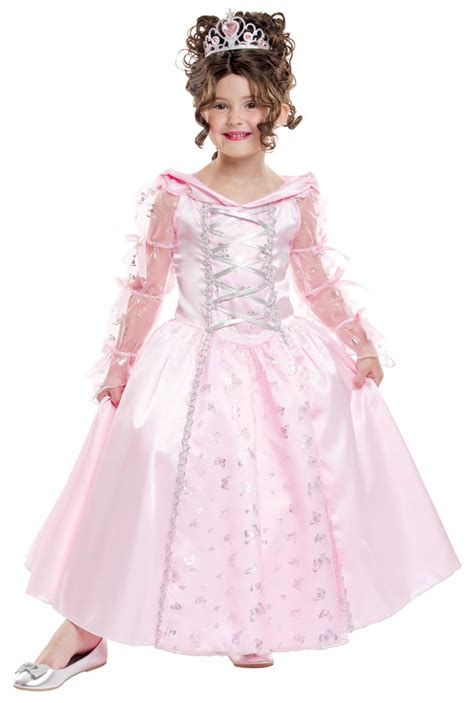 Toddler Princess Dress by Toddler Pink Princess Costume Costume Craze