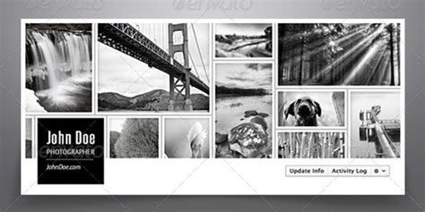 9 Best Photo Collage Images On Pinterest Photo Collages Collage Ideas And Facebook Timeline Cover Collage Template