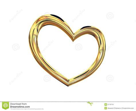 imagenes de corazones oro heart gold costume jewellery stock illustration image