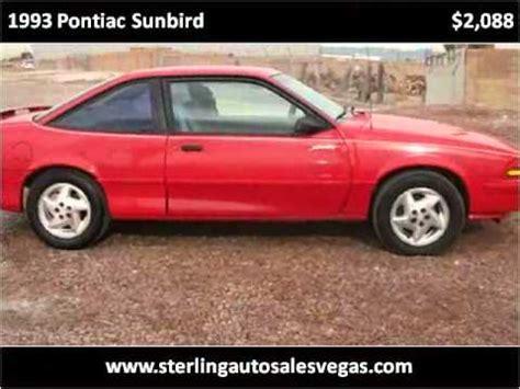 hayes auto repair manual 1993 pontiac sunbird interior lighting 1993 pontiac sunbird problems online manuals and repair information