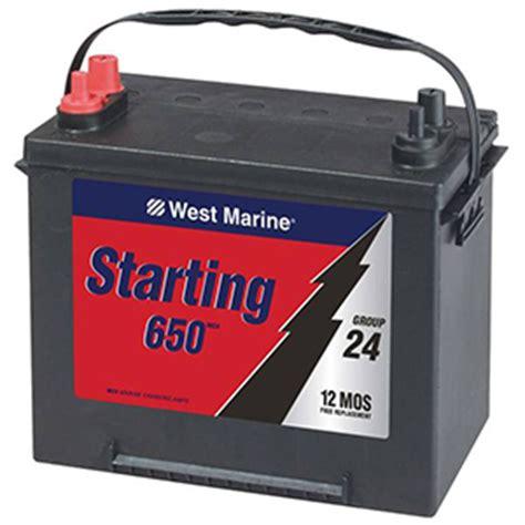 boat battery storage selecting a marine storage battery west marine