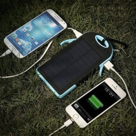 Charger Usb Portable C017 Limited limited edition portable waterproof solar charger dual usb