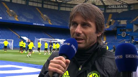 antonio conte tells chelsea fans we want to fight to win