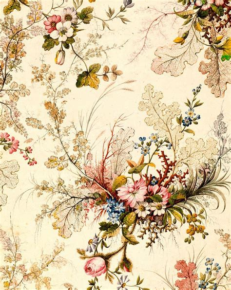 18 vintage floral wallpapers floral patterns 144 best images about wallpapers on pinterest floral