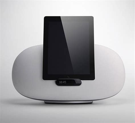 Cocoon Tubular Ipod Dock by 1000 Images About Airplay Speakers On Desktop