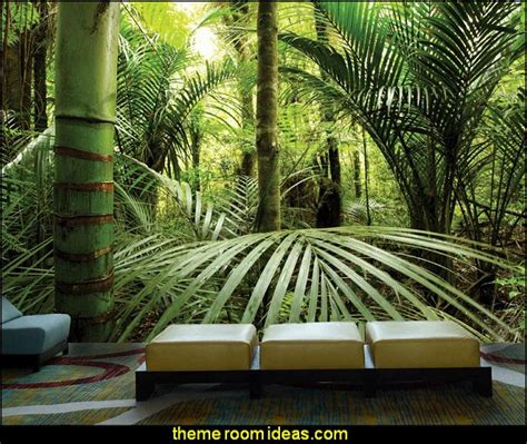 rainforest bedroom decorating theme bedrooms maries manor fake window