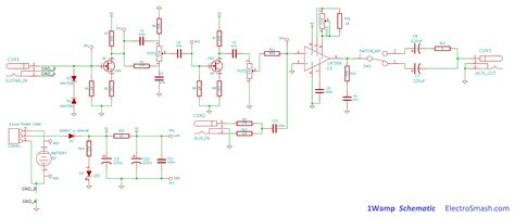 electrosmash 1w electroc guitar lifier