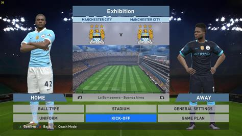 Patch Manchester City 1 pes 2016 manchester city 15 16 kits wc badge pes patch
