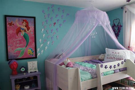 mermaid themed bedroom mermaid room inspiration made simple