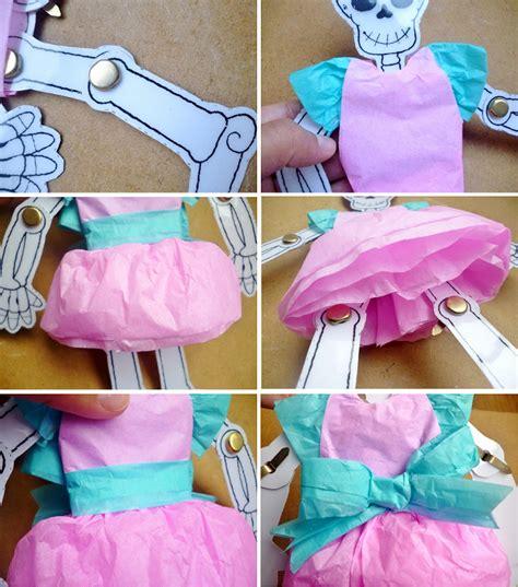 decorar una calavera de papel como vestir una calavera de papel hairstylegalleries