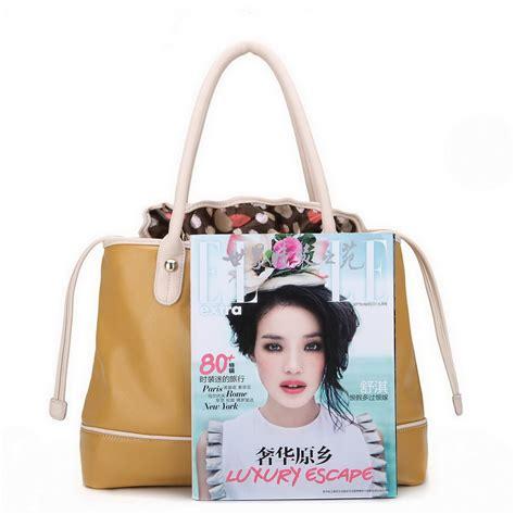 Yellow Bag Fashion fashion shoulder bag yellow