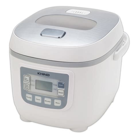 Rice Cooker Digital Quantum khind anshin smart digital rice cooker rcj18m
