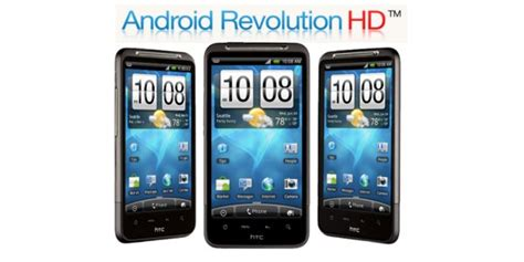 android revolution hd level up your htc inspire 4g to htc sense 3 0 and android 2 3 5 gingerbread android authority