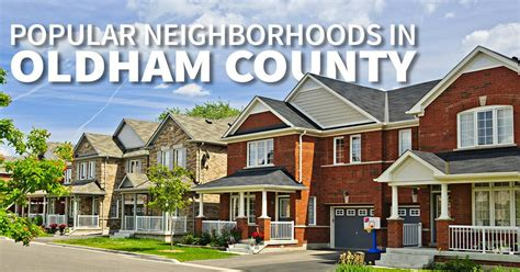Oldham County Property Records What Are The Best Neighborhoods In Oldham County Ky