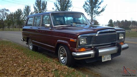 jeep surf no reserve 1984 jeep grand wagoneer limited surf wagon