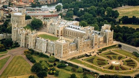 royal residence windsor castle  uk hd wallpapers